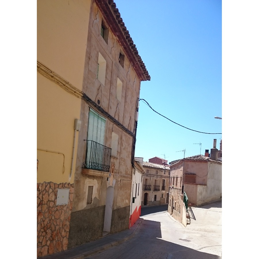 Castillonroy, casa 55 m²